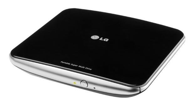 Optički uređaj LG GP40LB10 USB Slim External Black LS