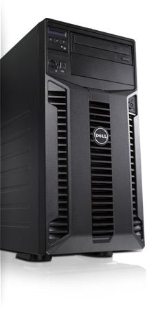 DELL POWEREDGE T410 E5620, 2 x 300 SAS 3.5