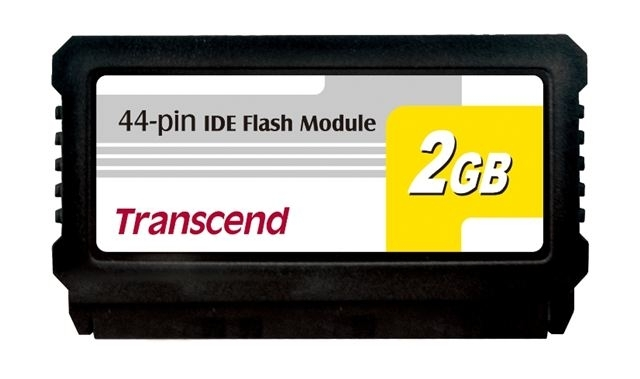 FLASH IDE MODULE 2GB 44PIN Vertical Low-Profile