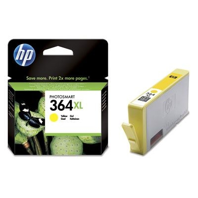 SUP HP INK CB325EE Yellow (hp 364xl)