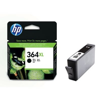 SUP HP INK CN684EE Black (hp 364xl)