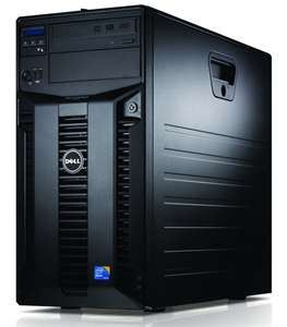 DELL POWEREDGE T110 II E3-1220, 2x500GB 7.2k, 2x2 GB MEM UB