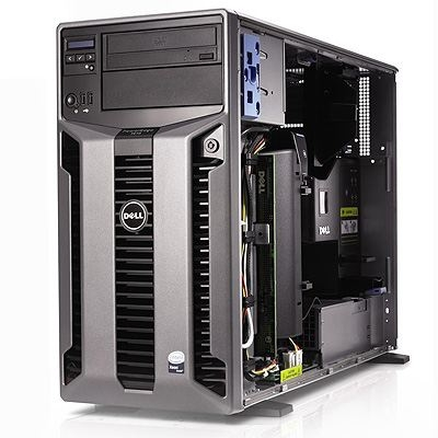 SERVER DELL SERVER POWEREDGE T610 8x 3.5