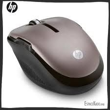 NOT DOD HP MOUSE Argento Laser, WX406AA