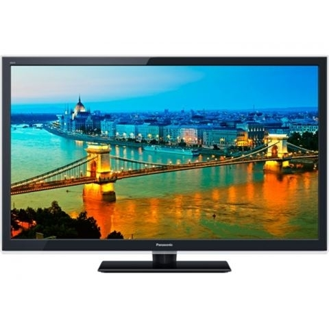 PANASONIC LED LCD TV TX-L47ET5E = Pasiv 3D, 300Hz,IPS LED, Smart Viera