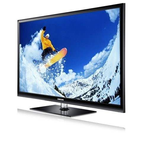 SAMSUNG PDP TV 51E490, 3D, HD ready, USB