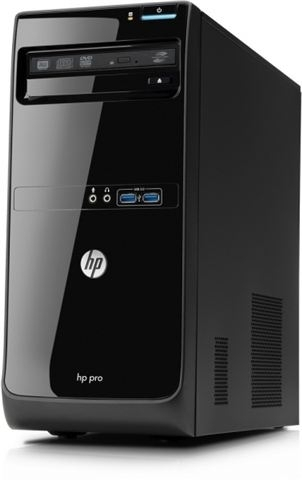 HP Desktop 3400 MT i3-2120 2G 500GB , LH120EA