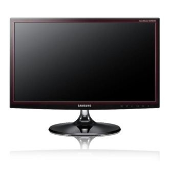 Monitor 24 Samsung 24B350BS LED