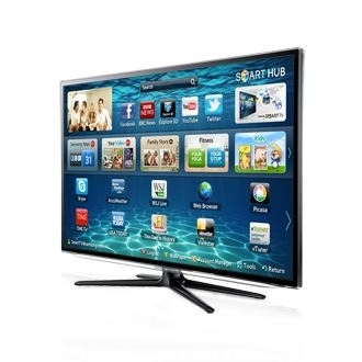 SAMSUNG LED TV 46ES6100, FullHD 3D, SMART, 200Hz, Slim