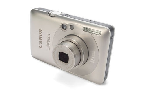 IXUS 100IS SILVER - Canon digitalni fotoaparati