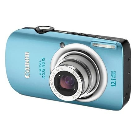 IXUS 110IS BLUE - Canon digitalni fotoaparati