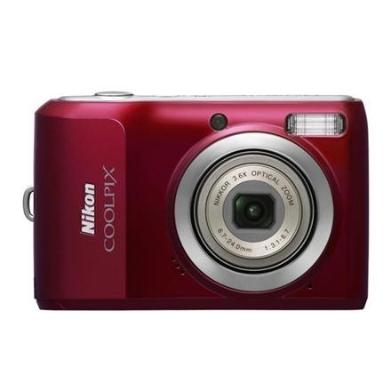 Nikon Coolpix L20 Red