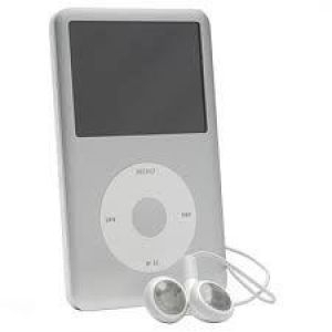 Apple iPod classic 160GB - Silver mc293qb/a