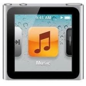 Apple iPod nano 16GB - Silver mc526qb/a
