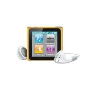 Apple iPod nano 16GB - Orange mc697qb/a
