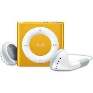 Apple iPod shuffle 2GB - Orange mc749bt/a