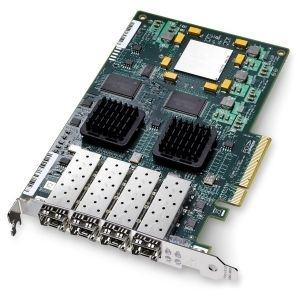 Apple Quad-Channel 4Gb Fibre Channel PCI Express Card