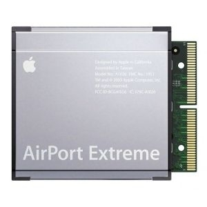 AirPort Extreme Wi-Fi Card with 802.11n (AASP)
