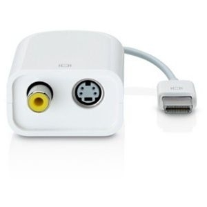 Micro DVI to Video Adapter