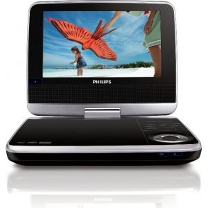 Philips portable DVD player 7