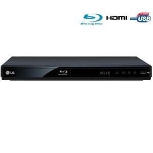 Blu-Ray/ DVD 3D player LG BD650, USB Smart TV  HDMI