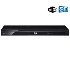 Blu-ray/ DVD 3D player LG BP620, USB Wi-Fi® Smart TV