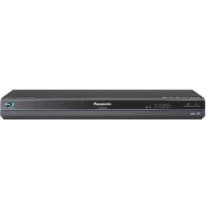 Blu-ray/DVD Player PANASONIC DMP-BD65EG-K, Component S-Video HDMI