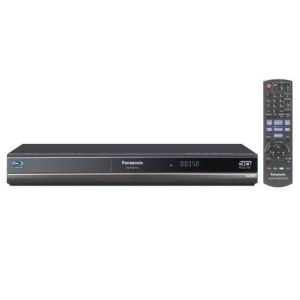 Blu-ray/DVD 3D Player Panasonic DMP-BDT100EG, USB HDMI - Blu-ray/DVD Player