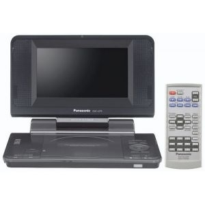 Blu-ray/DVD Player PANASONIC DVD-LS70EG-K, USB Portabl