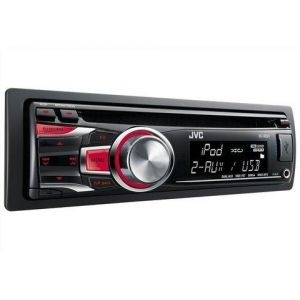 Auto CD MP3 Player JVC KD-R521EY, USB 4x50w