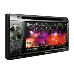 Auto DVD CD Player Pioneer AVH-1400DVD, MP4 DivX DVD MP3 USB 5.8