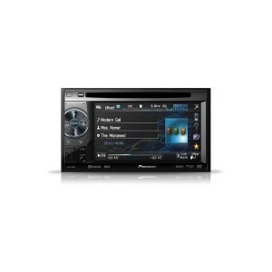 Auto DVD CD Player Pioneer AVH-2400BT, MP4 DivX DVD MP3 USB 5.8