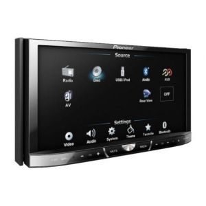Auto DVD CD Player Pioneer AVH-4400BT, MP4 DivX DVD MP3 USB 7