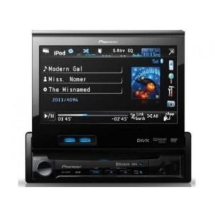Auto DVD CD Player Pioneer AVH-6300BT, DVD MP3 USB 7