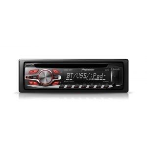 Auto CD Player Pioneer DEH-4400BT, USB WMA MP3 AUX FM 4x50w Bluetooth