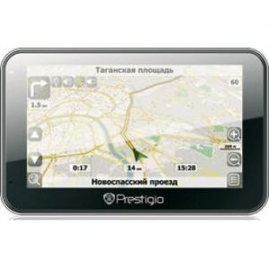 PRESTIGIO GeoVision 4500 GPS,Outdoor,Centrality Atlas V,128 RAM,4GB,Full Europe