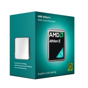 CPU AM3 AMD Athlon™ II X3 Triple-Core 450,3.20GHz/1.5MB BOX 45nm
