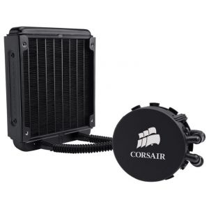 CPU Hladnjak 775/1155/1156/AM3/FM1 Corsair Cooling Hydro Series H40, 12cm fan
