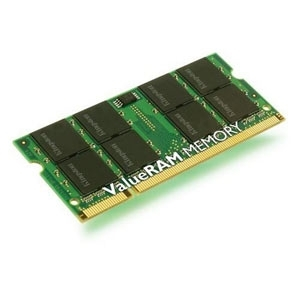 Memorija SODIMM DDR2 2GB DRAM 800MHz Kingston CL6, KVR800D2S6/2G
