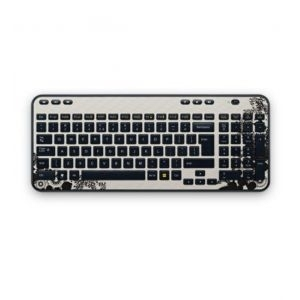 Tastatura USB YU Logitech Wireless Keyboard K360, Ink Gears 920-004119