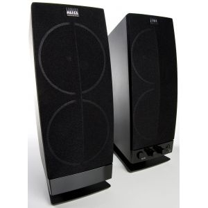 Zvučnici 2.0 Altec Lansing VS2720, Black/Silver