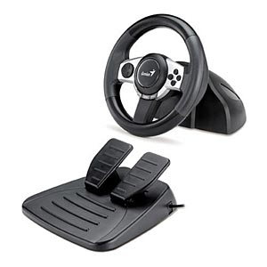 Volan USB/PS3/PC Genius Trio Racer F1 sa pedalama