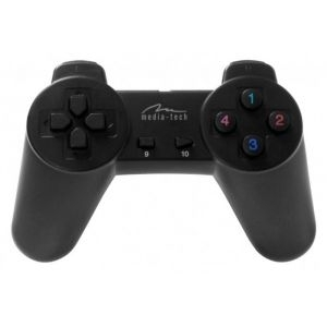 Joypad USB Mediatech Adventurer II MT1506, crna