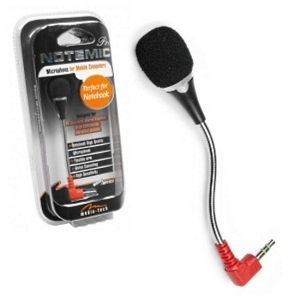 Mikrofon Mediatech  Notemic Pro MT389, silver/black