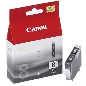Cartridge Canon CLI-8BK black, iP4200/iP5200/iP5300/iP6600D/MP500/MP800/iP4300