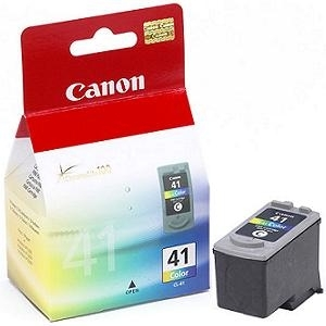 Cartridge Canon CL-41 color, MP220/MP210/MX310/MX300/iP2500/iP2200/iP1800/iP1900