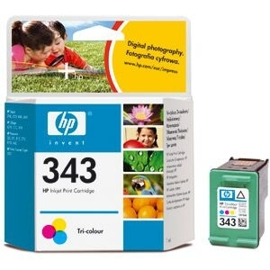 Cartridge HP No.343 C8766EE tri-c, 8150/8450/3180/C4180/D5160/1510/1610/K7100