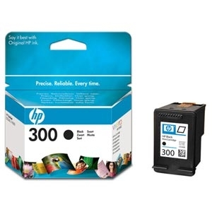 Cartridge HP No.300 CC640EE black, D1660/D2660/F2480/C4680/F4280/D5560, 200str.