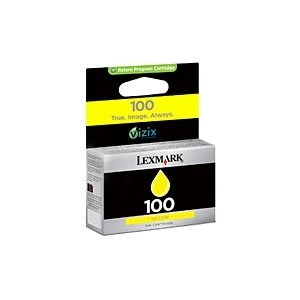 Cartr. Lexmark No.100 14N0902E yellow, S305/S405/S505/S605/Pro205/Pro805/P905