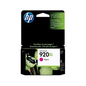 Cartridge HP No.920XL CD973AE magenta, Officejet 6000/6500/7000, 6ml.(700str.)